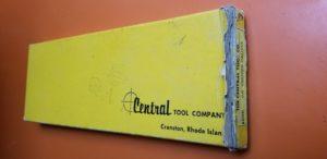 Central Tool #2641 Vernier Calipers